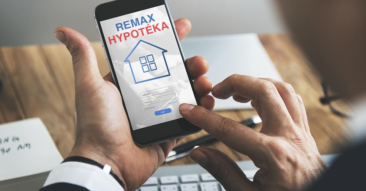 remax hypoteka